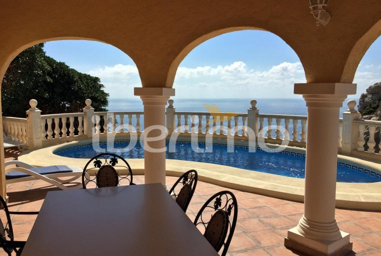House   Benitachell 6 persons - private pool, sea view and air conditioning p5