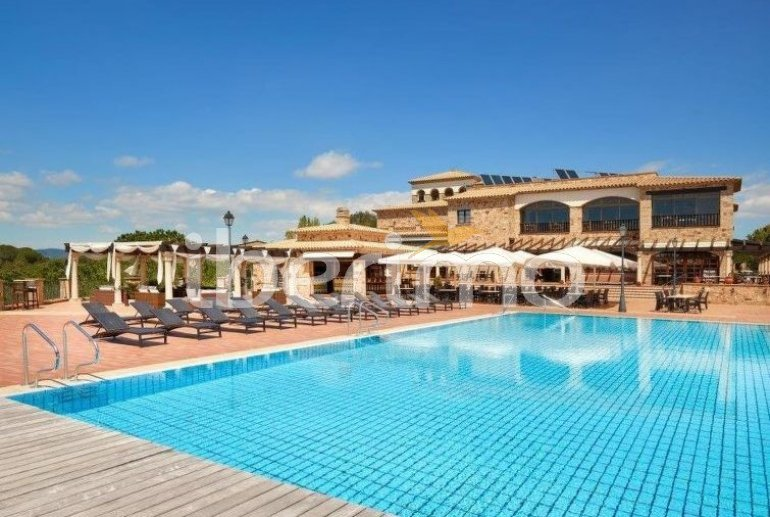 Flat   Platja d'Aro 4 persons - comunal pool p6