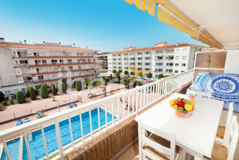 Flat   Blanes 4 persons - comunal pool p0