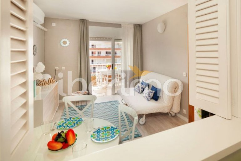 Flat   Blanes 4 persons - comunal pool p3