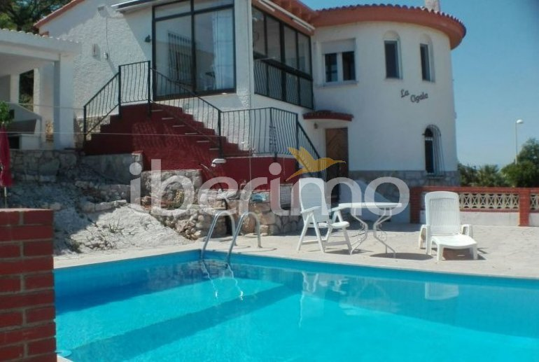 House   Peniscola 6 persons - private pool p0