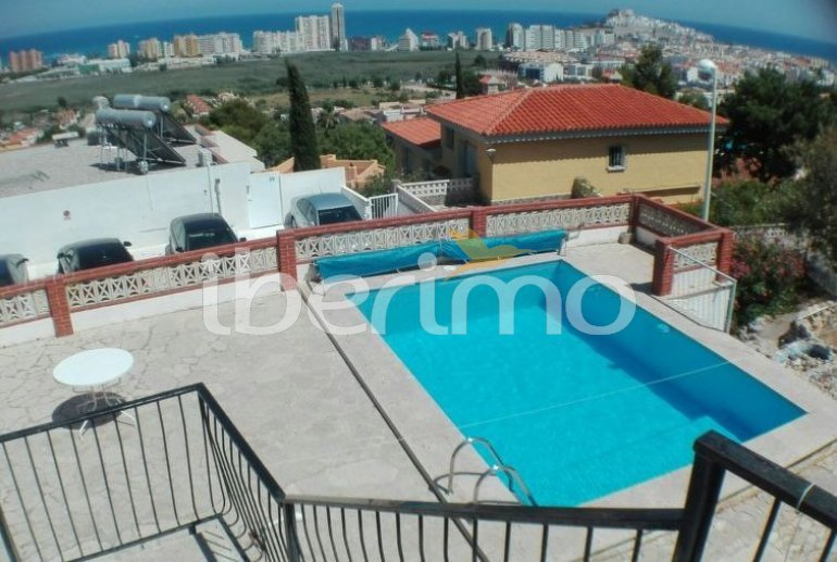 House   Peniscola 6 persons - private pool p3